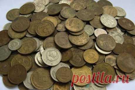 Те, у кого остались монеты СССР, могут стать миллионерами -