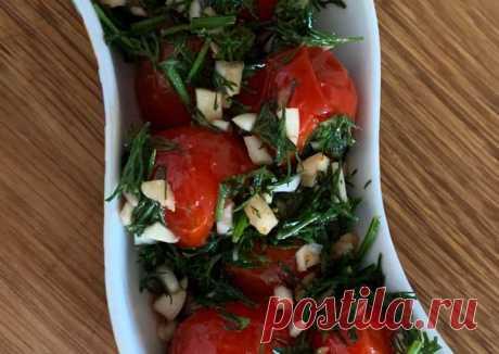 (5) Малосольные черри - пошаговый рецепт с фото. Автор рецепта Ксения🌳 . - Cookpad