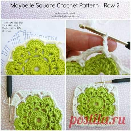 Posts Search Crochet Rose