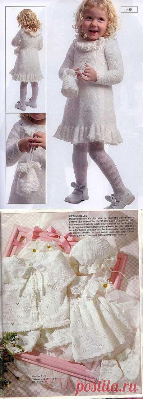 Подборка моделей для малышей со схемами. Лучшее из инета. Часть 2.