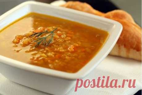 4 супа из чечевицы