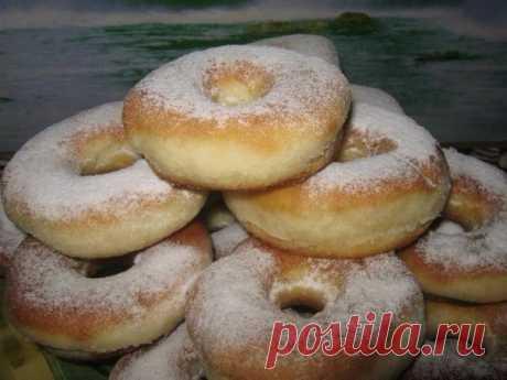 """Пончики """"ВКУСНЕЙШИЕ"""""""