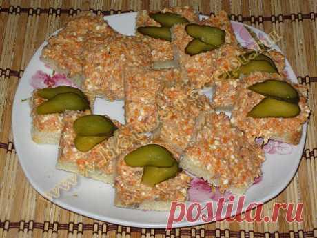 Селедочная паста для бутербродов | Четыре вкуса