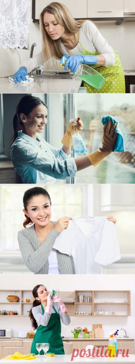 Жидкость для мытья стекол – 5 необычных применений