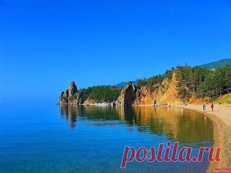 El Baikal se reúne con el cielo...