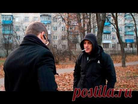 El golpe más frecuente en la calle y la defensa de él - el Sambo para los chavales - YouTube