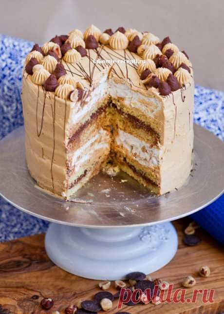 Kiev cake.