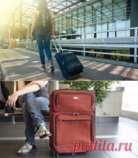 Готовим чемодан к перелету! Эксперт по сортировке багажа делится 3 советами