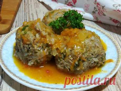 Тефтели с рисом в духовке | Вкуснейшая кухня | Яндекс Дзен