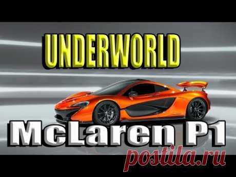 событие UNDERWORLD.аренда McLaren P1.лучшие гонки.Need for Speed No Limits #мобильные игры - YouTube
