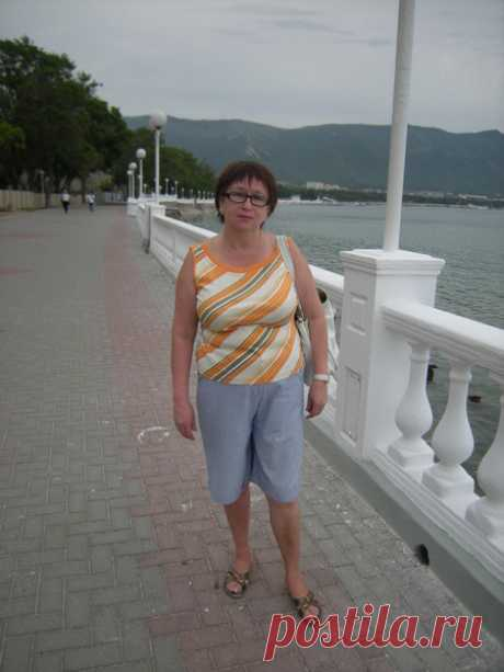 Надежда Борисенко