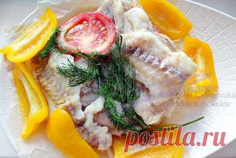 Даже самая дешевая, перемороженная и рыхлая рыба получается плотной и ароматной за 20 минут: Покзываю, как этого добиться | Домашняя кухня | Яндекс Дзен
