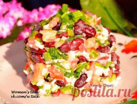 9 салатов от Натальи Чагай