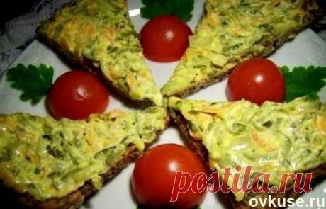 Закуска из жареных соленых огурцов - Простые рецепты Овкусе.ру
