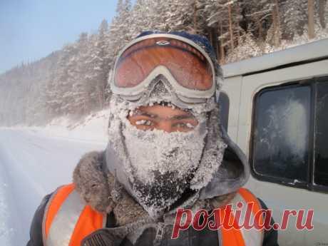 Это Cибирь!