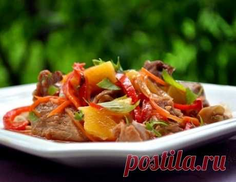 Индейка с овощами на сковороде – 8 самых вкусных рецептов с фото