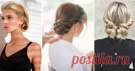 Деловые прически. Идеи модных укладок для волос любой длины | Николай Благодатских | Яндекс Дзен