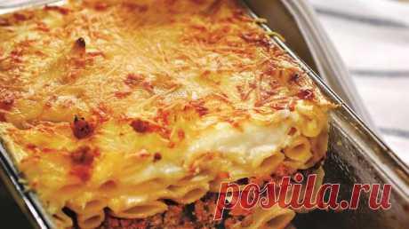 Запеканка по-неаполитански. Пошаговый рецепт с фото на Gastronom.ru