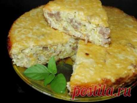 Запеканка из капусты с мясом в мультиварке - Простые рецепты Овкусе.ру
