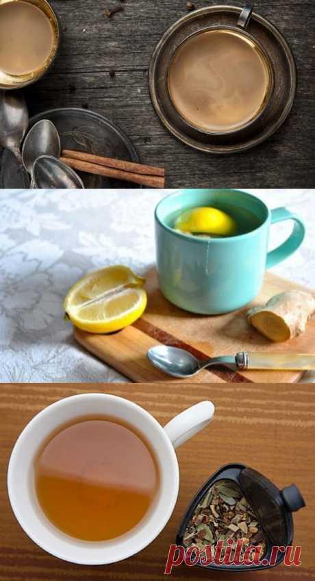 Три индийских чая: как приготовить масала, имбирный и чай из пряностей