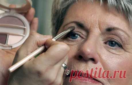 Как оформить глаза после 50 правильно | Рекомендательная система Пульс Mail.ru
