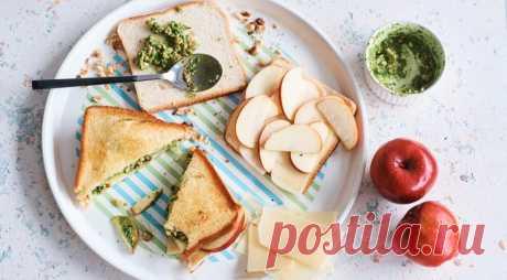 6 восхитительных блюд с сыром для завтрака