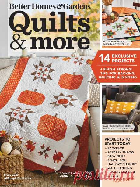 Quilts and More - Fall 2020