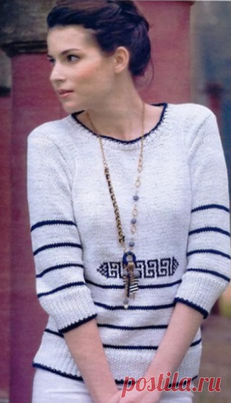 Пуловеры, от которых невозможно отказаться! | Дневник вязальщицы | Яндекс Дзен