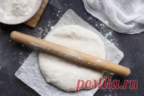 Готовим тесто на сухих дрожжах | Вкусные рецепты