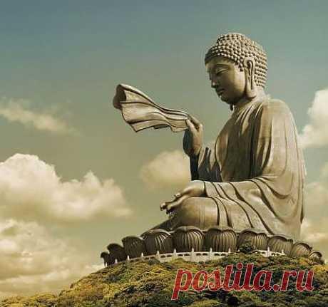 """Разные измерения  - Будда остановился в одной деревне и толпа привела к нему слепого. Один человек из толпы обратился к Будде:         """"Мы привели к тебе этого слепого потому, что он не верит в существование света. Он доказывает всем, что света не существует. У него острый интеллект и логический ум. Все мы знаем, что свет есть, но не можем убедить его в этом. Наоборот, его аргументы настолько сильны, что некоторые из нас уже начали сомневаться. ius"""