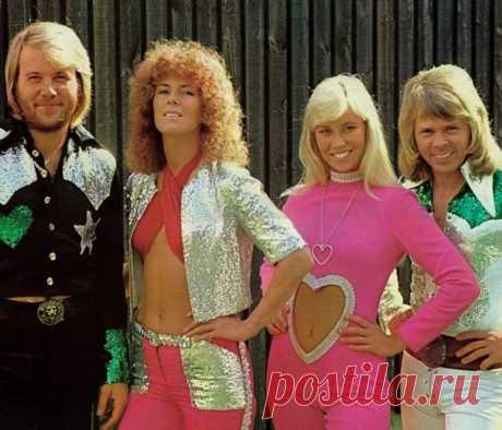 ༺🌸༻  Малоизвестные факты о группе ABBA   MUSIC   Яндекс Дзен