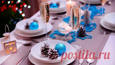 Пора начинать подготовку к Новому году! Несколько интересных идей для оформления новогоднего стола. | Блог предпенсионерки | Яндекс Дзен