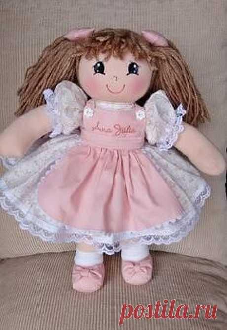 Сладкие куколки Сладкие куколкиСладкие куколки, сделанные детскими руками, становятся красивее.