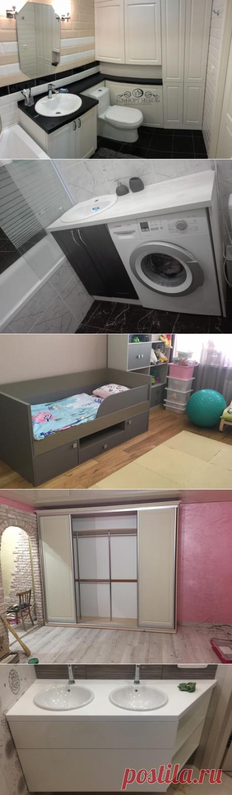 Мебель На Заказ | Кухни | Шкаф-купе | Детские