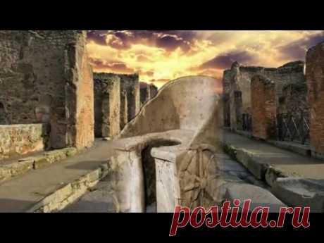 Как были устроены общественные туалеты Древнего Рима