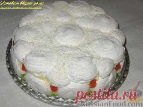 Recipe: Zephyrous cake on RussianFood.com