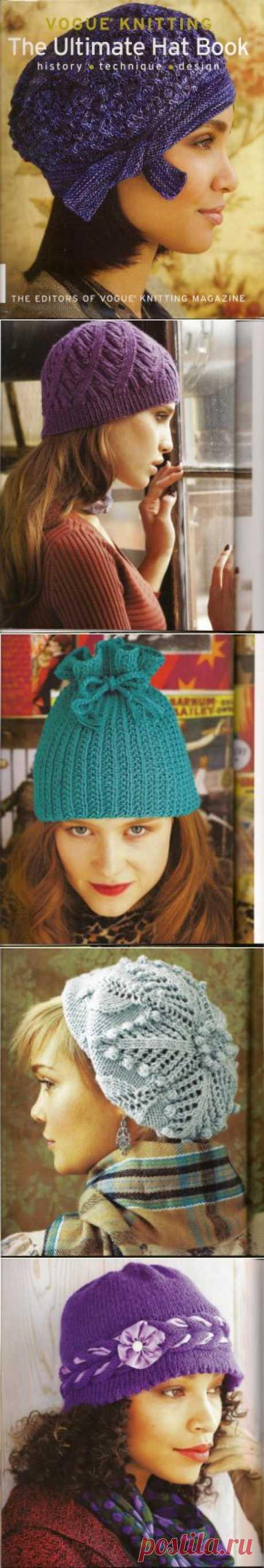 Vogue Knitting.