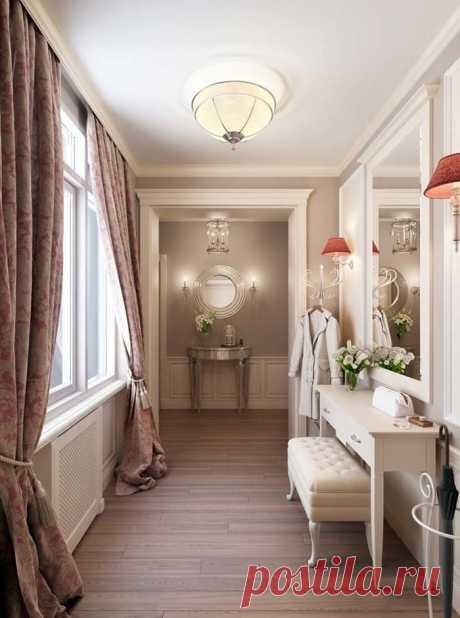 Удивительный интерьер трехкомнатной квартиры в Санкт-Петербурге. - Дизайн интерьеров | Идеи вашего дома | Lodgers