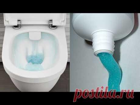 После  того как я узнала этот способ у меня всегда в туалете лежит зубная паста. Зачем ….