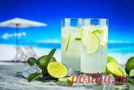Вкусный домашний лимонад | InfoEda.com