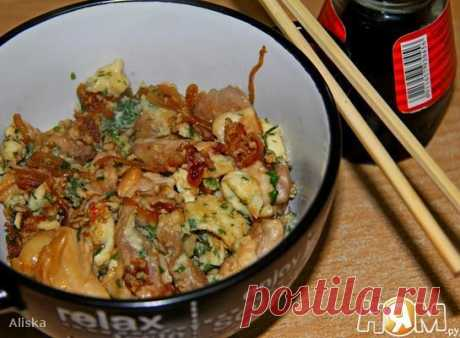 Oyakodon - the Recipe with step-by-step photos - Ням.ру