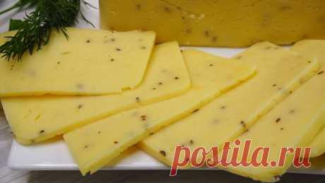 Домашний сыр, который готовят в Сибири, делюсь рецептом | Готовим с Калниной Натальей | Яндекс Дзен