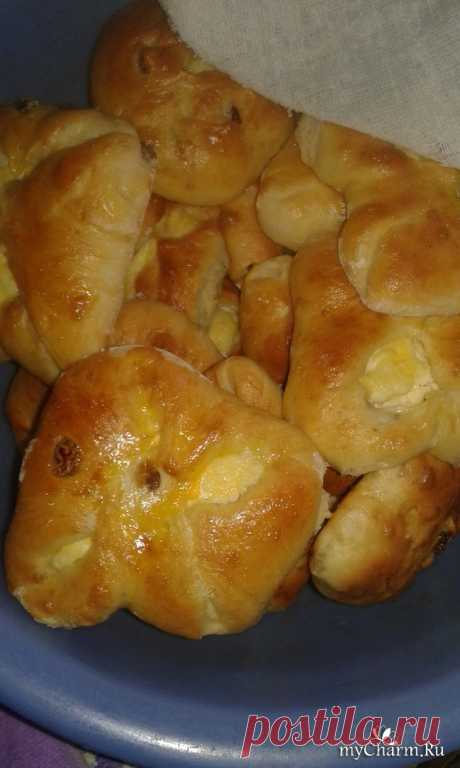 Пасхальные булочки: Группа Наши Вкусняшки!