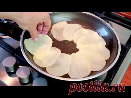 Вкуснее, чем картофель фри, ужин готов через 10 минут # 311