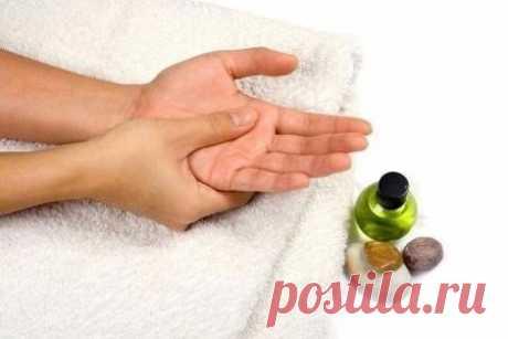 Экспресс-восстановления кожи рук