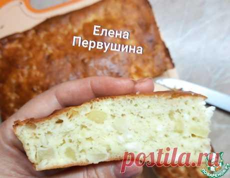 Шарлотка творожная по рецепту Василия Емельяненко – кулинарный рецепт