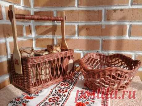 Утилизация трубочек от подарочной хлебницы, пригодились.