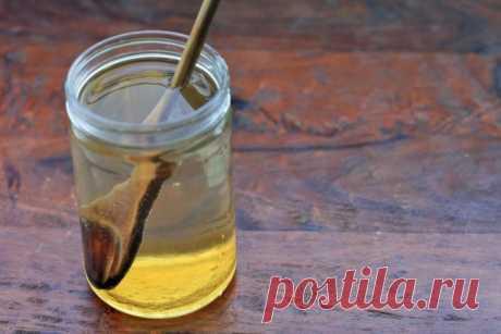Пейте медовую воду в течение недели и ощутите на себе 10 полезных свойств этого средства. Рецепт приготовления