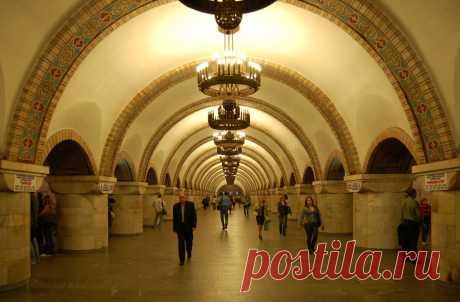 Архитектурные достопримечательности по цене жетона в метро