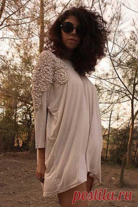 Бусины и ленты / Декор / Модный сайт о стильной переделке одежды и интерьера